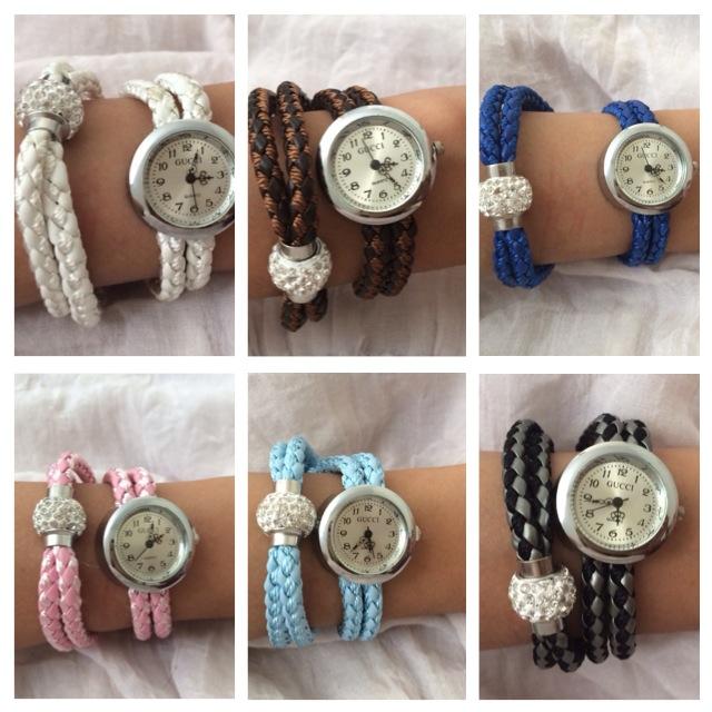 خرید پستی ساعت گوچی دستبندی Gucci watch