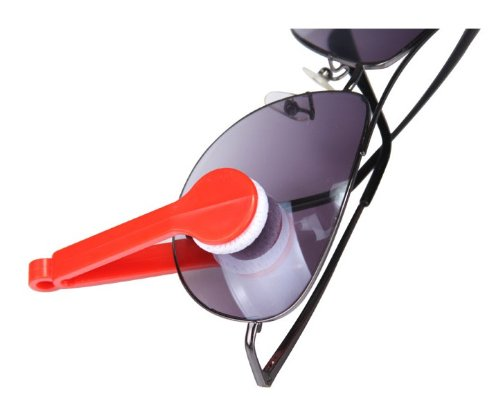 خرید پستی  عینک پاک کن جادویی میکروفایبر