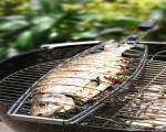 خرید پستی  توری ماهی کبابی