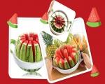خرید پستی  هندوانه قاچ کن