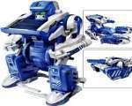 خرید پستی  کیت رباتهای خورشیدی سه در یک