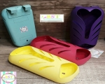 خرید پستی  نگهدارنده ی کیسه ی نایلونی طرح قلب