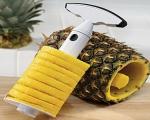 خرید پستی پوست کن آناناس ایزی اسلایسر فلزی اصل