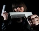 خرید پستی  شانه طرح تفنگی 2عددی GUN COMB