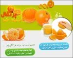 خرید پستی  پرتقال آب ميوه گير