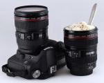 خرید پستی  لیوان با طرح لنز دوربین عکاسی