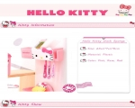 خرید پستی  جا مسواکی چند منظوره Hello Kitty