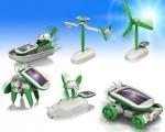 خرید پستی  روبات خورشیدی 3کاره