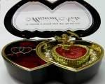خرید پستی  جعبه جواهرات موزیکال